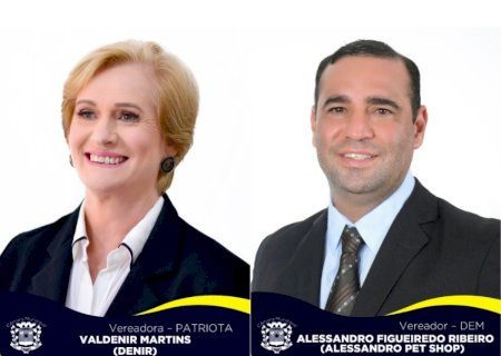 IVINHEMA: Vereadores Alessandro Petshop e Denir querem melhorias no Mercado Municipal (Feirão)