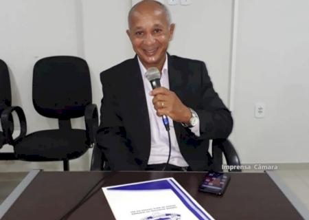 IVINHEMA: Vereador Gersinho cobrou providências em relação a rotatória na saída para Angélica e solicitou R$ 40 mil reais para aquisição de veículo para o CEM