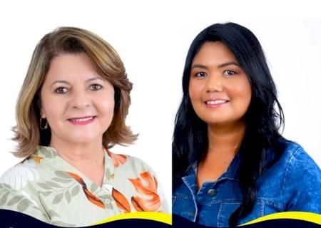 IVINHEMA: Vereadoras Mary Rocha e Ivonete Mendonça pedem recursos para que seja reformada a Escola Estadual Angelina Jaime Tebet