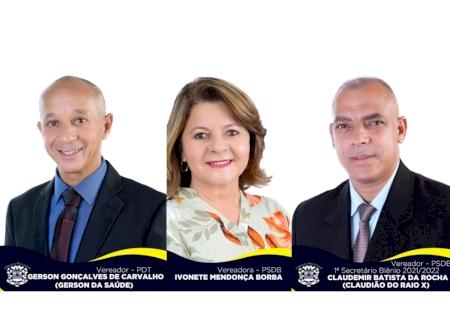 IVINHEMA: Vereadores Gerson, Ivonete e Claudião cobram explicações sobre a aquisição de micro-ônibus com valor devolvido em dezembro de 2020 para transporte de pacientes do Hospital do Amor