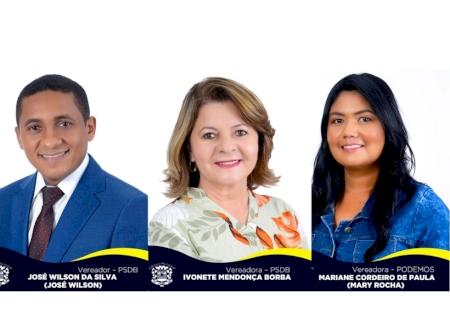 IVINHEMA: Vereadores José Wilson, Ivonete e Mary pediram a construção de um novo prédio para a Biblioteca Municipal