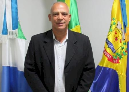 IVINHEMA: Vereador Claudião do Raio-X solicitou desobstrução de boca de lobo em rua do Bairro Vitória