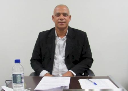 IVINHEMA: Claudião do Raio-X pediu informações sobre o andamento de doações de terrenos do Polo Empresarial