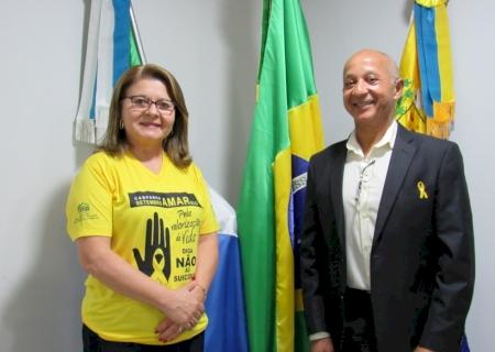 IVINHEMA: Os vereadores Ivonete e Gersinho solicitaram um veículo para a Casa de Apoio Divina Misericórdia Tia Anita