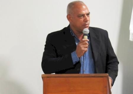 IVINHEMA: Vereador Claudião do Raio-X, usando a tribuna, demonstrou repúdio à falta de manutenção da rodovia BR-376