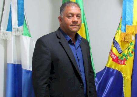 IVINHEMA: Vereador Zé Picareta cobrou a limpeza da avenida Alcides Fuzinato