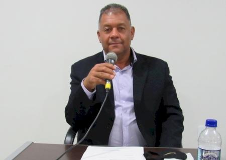 IVINHEMA: Zé Picareta requisitou novamente caçambas para descarte de lixo e entulho na Gleba Ouro Verde