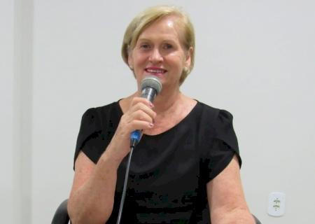 IVINHEMA: Vereadora Prof. Denir requisitou a construção de canteiro central em trecho da Av. Brasil
