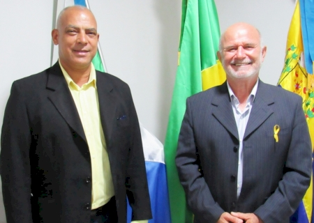IVINHEMA: Vereadores Claudião e Dema requisitaram a reforma da Escola Joaquim Gonçalves Ledo no distrito de Amandina